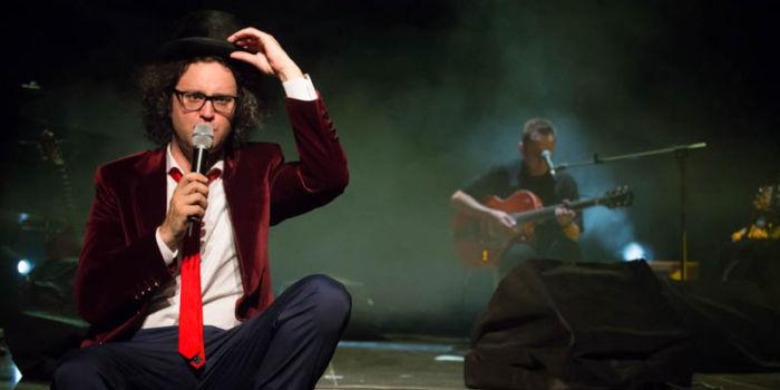 Simone Cristicchi - Teatro Tor Bella Monaca