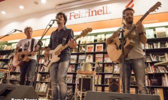 Niccolò Fabi - Daniele Silvestri - Max Gazzè - Feltrinelli