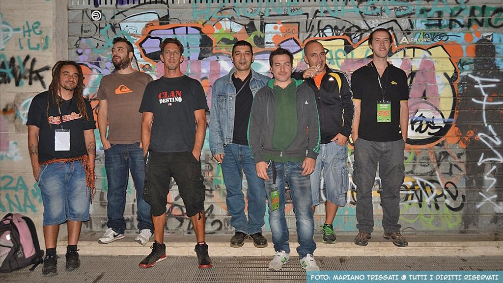 Radici nel Cemento - Live Villanova 2014