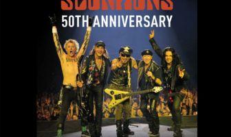 Scorpions Tour 50th Anniversary
