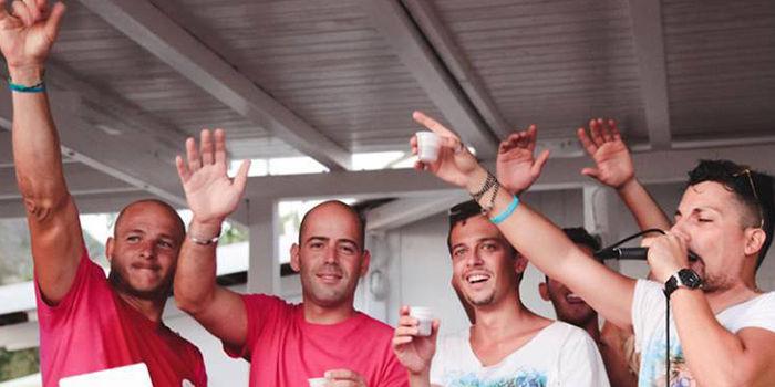 Sperlonga - Bazzano Beach - Organizzatori e Dj Vocalist