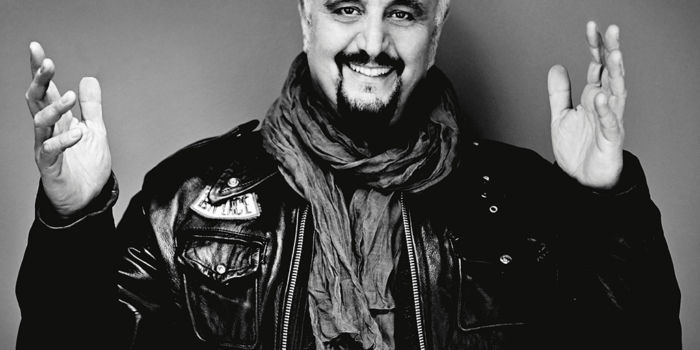 Pino Daniele - Rolling Stone - Ph. Giovanni Gastel