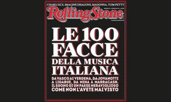 Rolling Stone - Le 100 facce della musica italiana