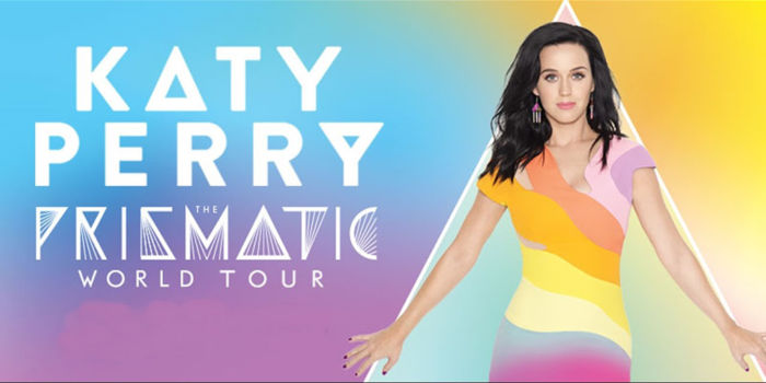 Katy Perry - The Prismatic World Tour 2015