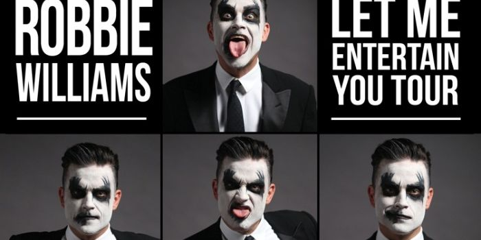 Robbie Williams - Let Me Entertain Tour