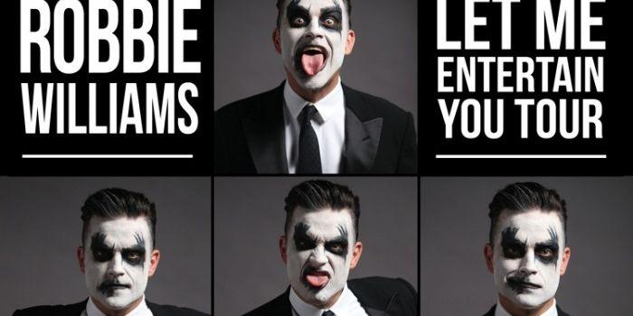 Robbie Williams - Let Me Entertain Tour