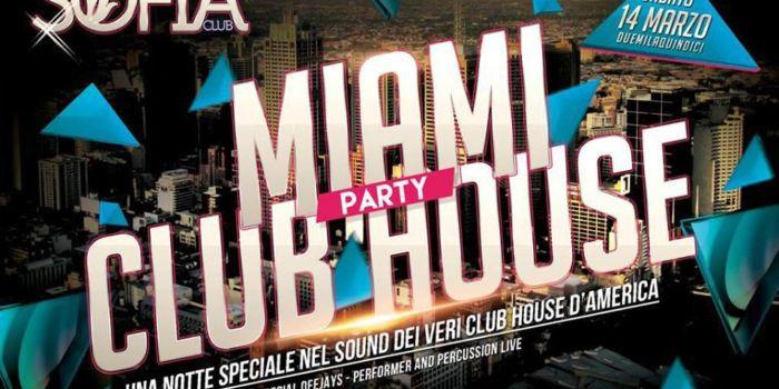 Sofia Club - Miami Club House