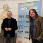 Presentazione Rock In Roma 2015