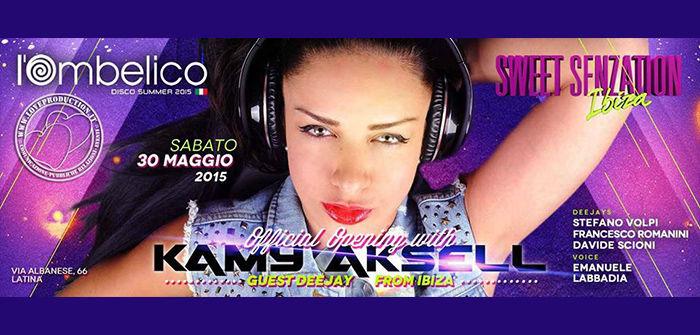 Kamy Aksell - Ombelico Latina