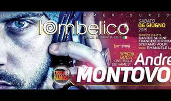 Andrea Montovoli - Ombelico Latina 2015