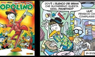 Jovanotti e Saturnino - Topolino 3108