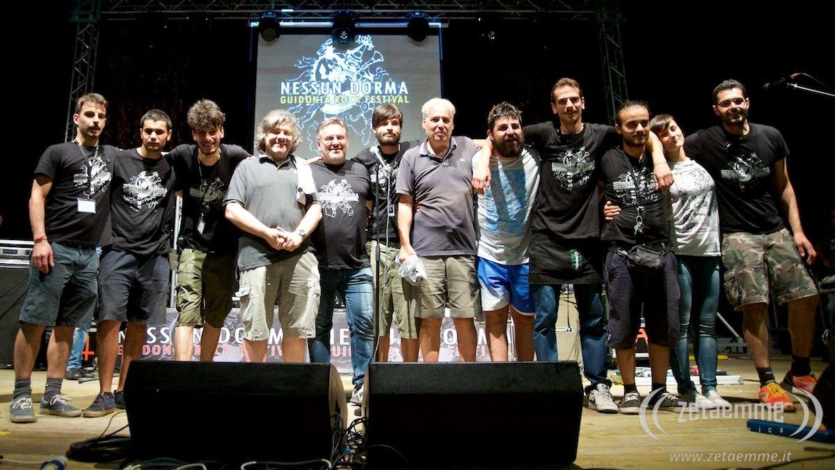 Nessun Dorma Rock - Main Stage - Staff