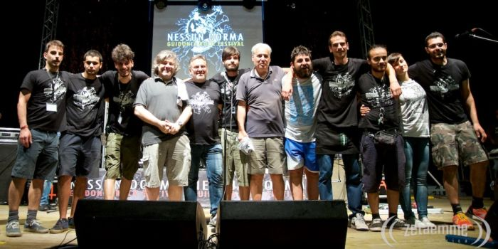 Nessun Dorma Rock - Main Stage - Staff