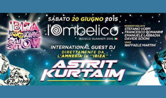 Astrit Kurtaim - Ombelico Latina 2015
