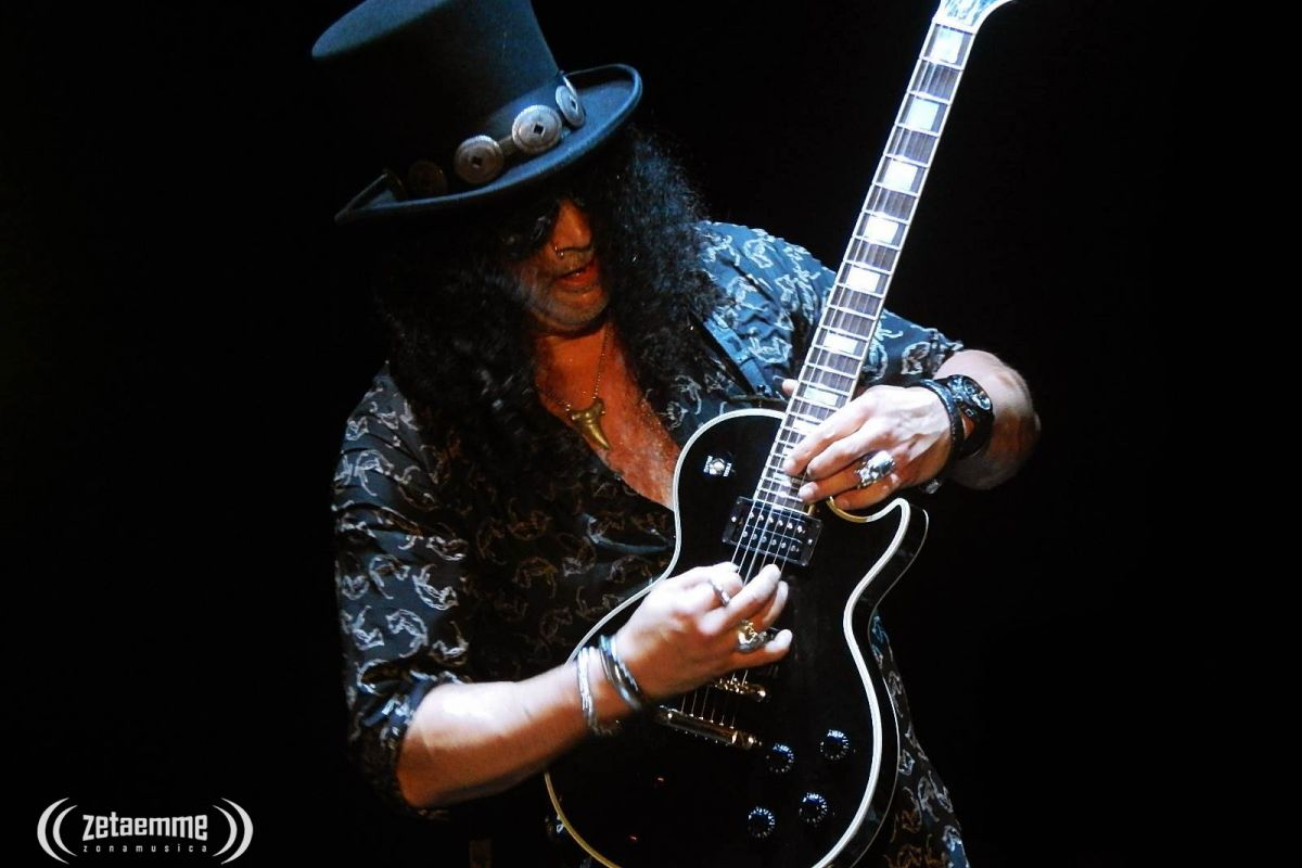 Slash - PostePay Rock In Roma 2015