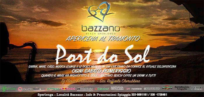 Bazzano Beach - Sperlonga - Port do Sol