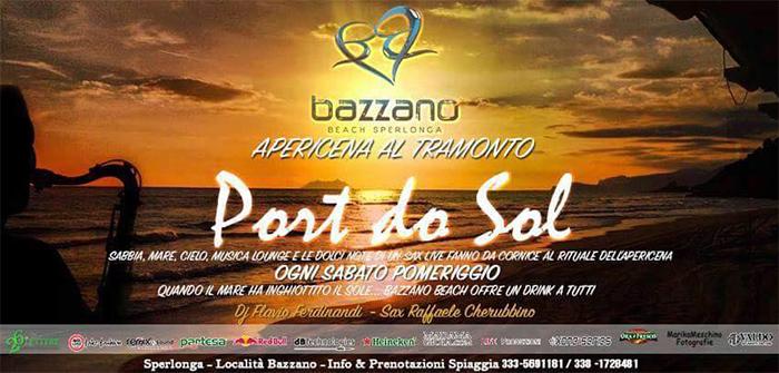 Bazzano Beach - Sperlonga - Port do Sol