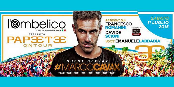 Ombelico Latina - 11 Luglio 2015