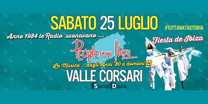 Valle Corsari - Sperlonga - 25 Luglio
