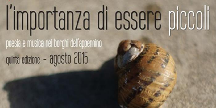 Festival Importanza Essere Piccoli