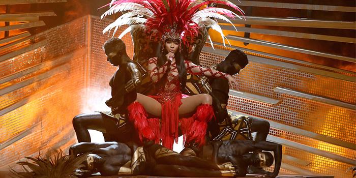 Nicki Minaj - MTV VMA 2015