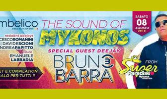 Bruno Barra - Ombelico Latina - 8 Agosto 2015