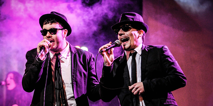 The Half Brothers - The Blues Brothers Tribute Band