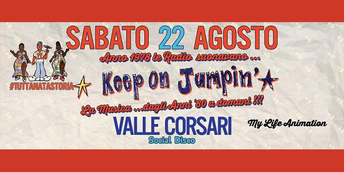 Valle Corsari Sperlonga - 22 Agosto 2015