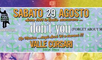 Valle Corsari Sperlonga - 29 Agosto 2015