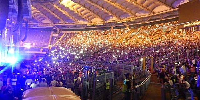 Antonello Venditti - Stadio Olimpico 2015