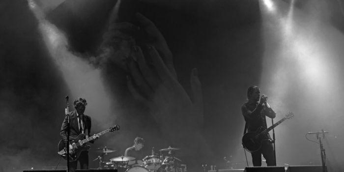 Interpol - PostePay Rock in Roma 2015