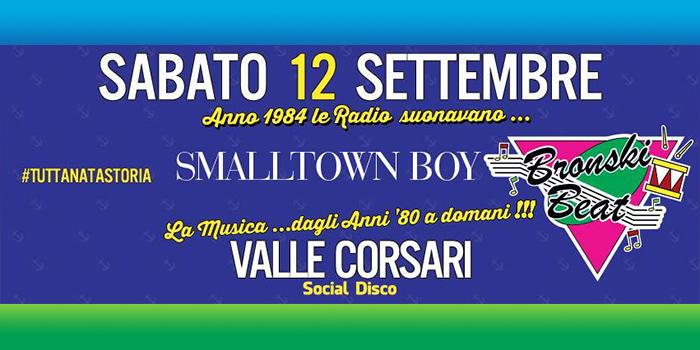 Valle Corsari Sperlonga - 12 Settembre 2015