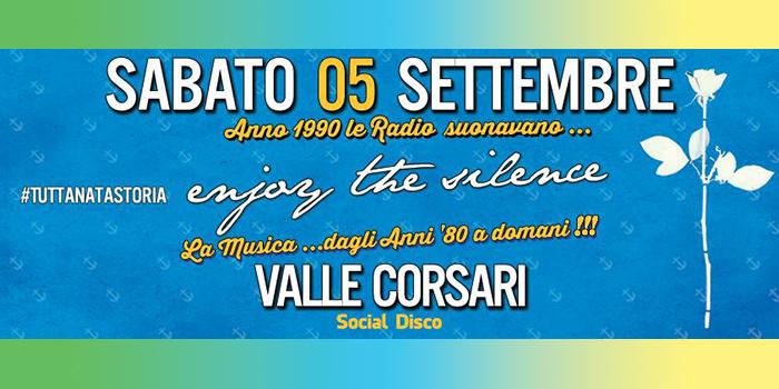Valle Corsari Sperlonga - 5 Settembre 2015