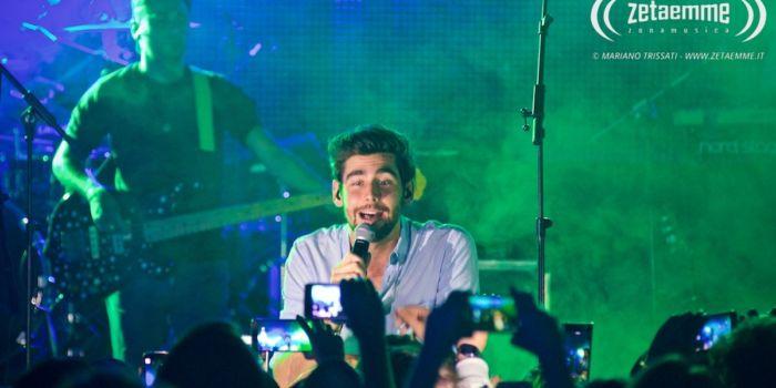Alvaro Soler - Orion Live Club Ciampino 2015