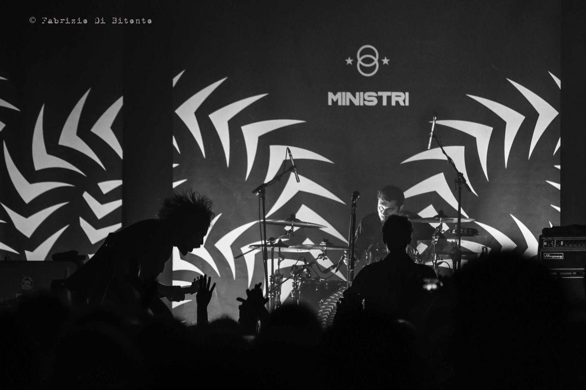 Ministri - Atlantico 2015