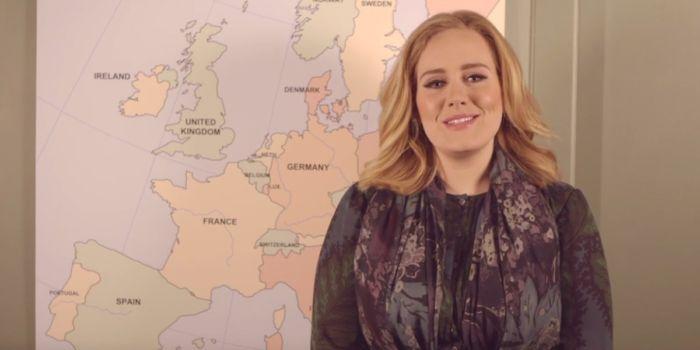 Adele - Tour 2016