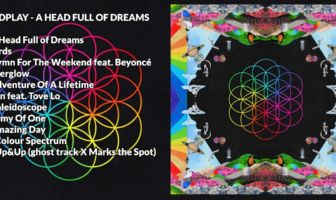 Coldplay - A Head Full Of Dream