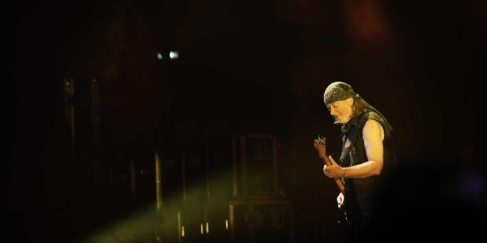 Deep Purple - PalaLottomatica - Roma 2015