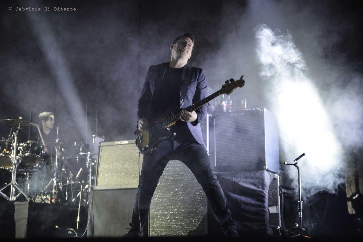 Editors - Bologna - PalaDozza