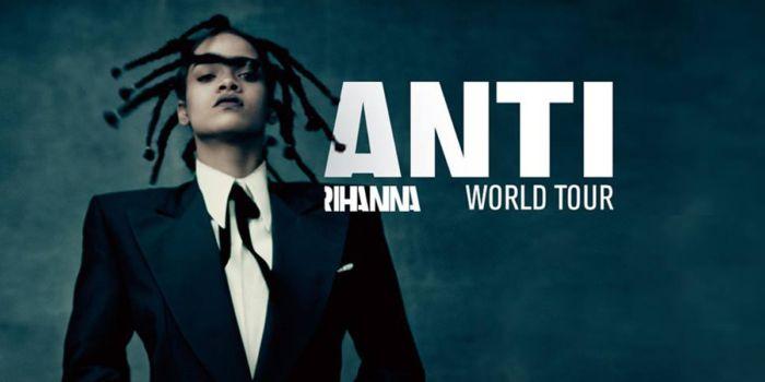 Rihanna - ANTI World Tour 2016