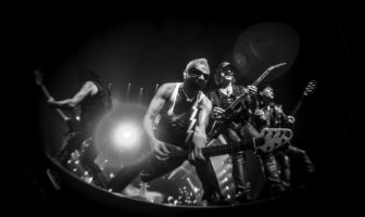 Scorpions - Roma - PalaLottomatica 2015