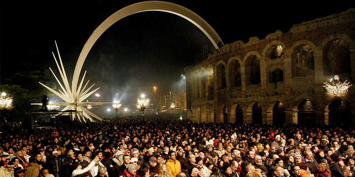 Capodanno a Verona