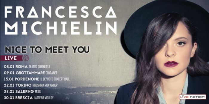 Francesca Michielin - Nice To Meet You
