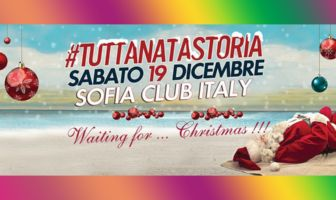 Sofia Club - Tuttanatastoria - 19 Dicembre 2015