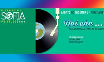 Sofia Club - 5 Dicembre 2015