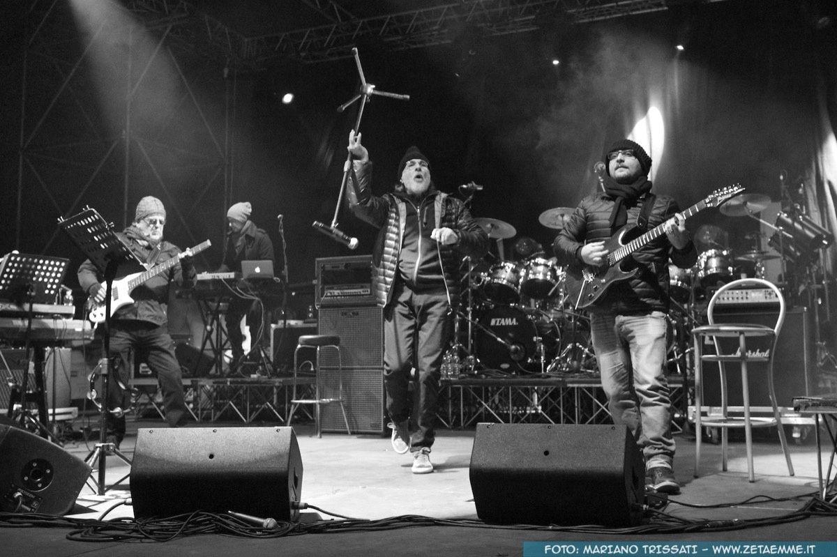 PFM - Premiata Forneria Marconi - Happy New Tivoli 2016