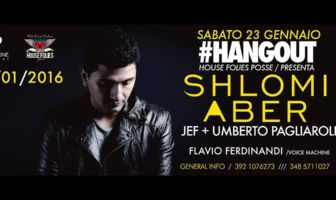 Hangout - Sofia Club - Shlomi Aber