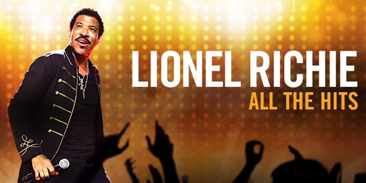 Lionel Richie - All The Hits 2016