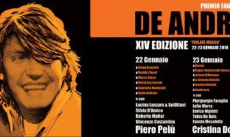 Premio Fabrizio De André 2015