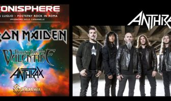 Anthrax - Sonisphere Festival 2016